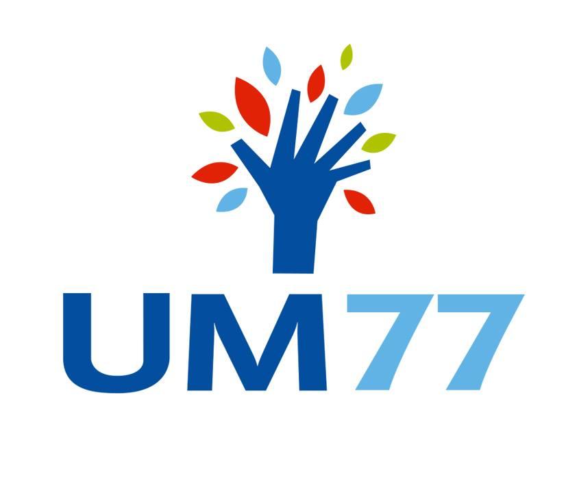 Logo Union des maires du 77 - soutiens de Combo77